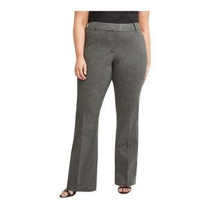 NWT Lane Bryant 'Allie' Herringbone Bootcut Pants